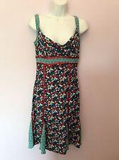 Karen Millen Floral Scoop Neck Wiggle, Pencil Women's Dresses