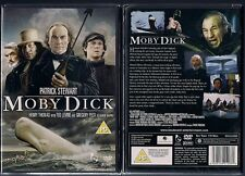 MOBY DICK PATRICK STEWART HENRY THOMAS TED DEVINE WITH GREGORY PECK NEW DVD