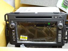 Outlook Acadia Enclave Equinox Lucerne Traverse Torrent Navigation CD Radio OEM