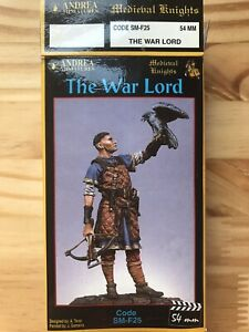 Andrea Miniatures The War Lord 54mm