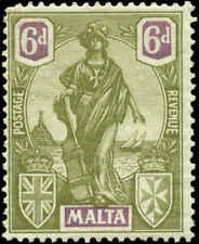 Malta Scott #108 Mint