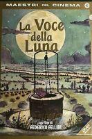 LA VOCE DELLA LUNA (1990) di Federico Fellini - DVD EX NOLEGGIO CECCHI GORI