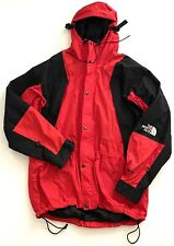 The North Face Mens Gore-Tex Windbreaker Outdoors Mountain Zip Jacket Mens Large