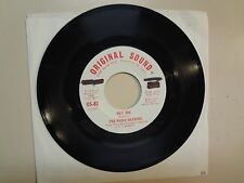 "MUSIC MACHINE: Hey Joe 4:00-Wrong 2:15-U.S. 7"" 1968 Original Sound OS-82 DJ PSL"