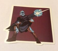 Pegatina/sticker/Autocollant/Aufkleber : Star Wars / La Guerra De Las Galaxias