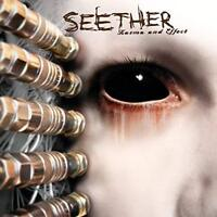 SEETHER Karma And Effect (2005) 13-track CD album NEW/SEALED