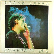 "2x 12"" LP - Frank Zappa - Scherade Pt. 2 - A3603 - White Label"