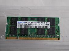 Samsung 1GB RAM 2Rx8 PC2-5300S-555-12-E3 M470T2953EZ3-CE6