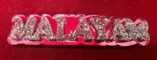 Personalize Hair Barrette Custom Name Barrette With Butterfly Design, Great Gift