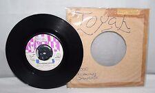 """7"""" Single - Toyah - Good Morning Universe - Safari TOY 2 PROMO - 1981"""