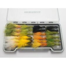 Damsel Trout Flies, 24 Per Box, Flash, Damsel, Special Damsels For Fly Fishing