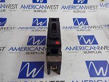 Teb111050 General Electric 1 pole 50 amp 120 volt Circuit Breaker Teb type