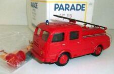 Voitures, camions et fourgons miniatures en résine pour Simca