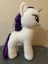Rarity Ty Beanie Buddies Plush My Little Pony 8in 2015