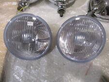 NOS HELLA H4 headlamps Headlights Porsche VW Beetle BMW 2002 MG  Land Rover Mini