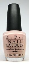 OPI Nail Polish Make Love NL D16 True Creamy Soft Pink Long Wear Lacquer
