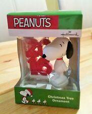 !!! Snoopy 2016/Peanuts-remolque de hallmark Christmas/nuevo con embalaje original!!!
