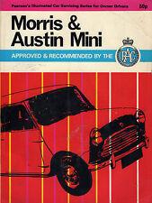 Austin & Morris Mini's Pearson's Illustrated Servicing Manual 1971