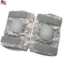 US Army Large ACU UCP Digital Camo Combat Elbow Pads
