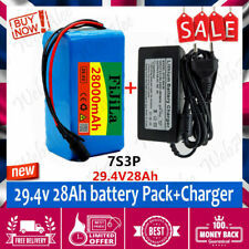 Li-ion Battery Pack For E-bike Electric Scooter 24v 28ah 7s3p With Charger