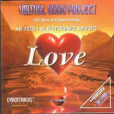 VIRTUAL AUDIO PROJECT - Love - Cybertracks Records