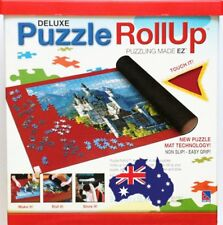 Puzzle Roll Mat Jigsaw Mate Storage Tube Mat Board Baby Kids Toys Carpet ZD