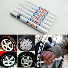 1PC Waterproof Permanent Paint Marker Pen Car Auto Tyre Tire Tread Rubber Metal