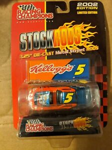 Racing Champions  Stockrods Diecast Metal Street Rods #5 69 Chevy Corvette