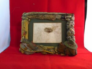 Plaster Trout Fishing Picture Frame