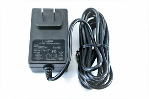 12V AC Adapter Power Supply Seagate FreeAgent Pro drive Extra Long 8 Foot Cord