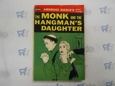 The Monk and the Hangman's Daughter by Ambrose Bierce (Avon 628, PB) Vintage