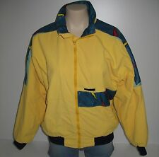 Vintage Louis Garneau Men's Jacket Riding Cycling Lined Windbreaker Large?