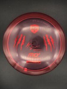 Discmania April Jewels C-Line FD - Eagle Claw Glow MD3 - Red Foil - 171g