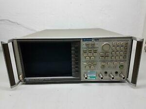 Netzwerkanalysator Networkanalyzer, Hewlett-Packard HP 8753A