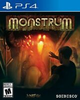 Monstrum for PlayStation 4 [New Video Game] PS 4