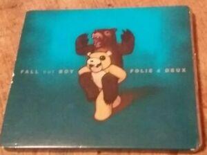 Fall Out Boy - folie a deux (CD 2008 + slipcase)