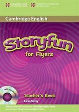 Storyfun for Flyers Teacher's Book with Audio CDs (2) (Stories for Fun Teachers
