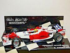 Minichamps Formula 1 Panasonic Toyota Racing TF105 R. Schumacher