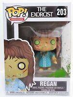 Funko Pop Regan # 203 The Exorcist Movie Vinyl Figure Brand New