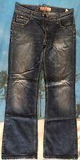 jeans uomo Take Two tg 46 Italiana Blu 100% Cotone