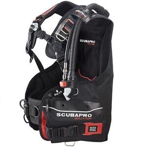 Scubapro Equator Tarierjacket Gr. XS-XL Reisejacket Tauchjacket BCD