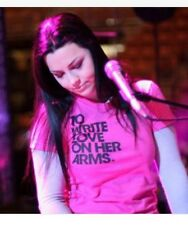 TWLOHA Pink Shirt M To Write Love On Her Arms