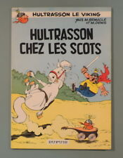 Hultrasson le Viking 2 Chez les Scots Remacle Denis Dupuis EO 1966