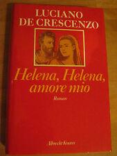 Luciano De Crescenzo - Helena, Helena, amore mio - Roman