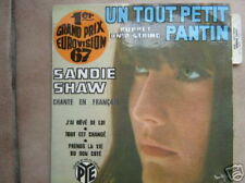 EUROVISION 1967 EP FRANCE SANDY SHAW IN FRENCH+