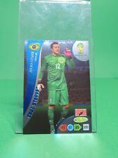 Panini #353 Julio Cesar Goal Stopper Fifa World Cup Brasil 2014 Adrenalyn XL