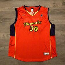 Anna DeForge #30 Phoenix Mercury Womens WNBA Reebok Jersey Size 2XL Nylon