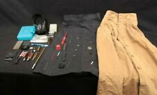 Lew's Lot of Stuff: 2 Skirts Broken Ear Protector Cleaning Brushes Screw Driver