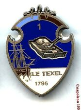 CAVALERIE. 2 eme  Rgt de Hussards,1 er Esc. Le TEXEL 1795, AMX 10.Fab. Delsart