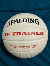 New listing Spalding TF-Trainer Volleyball Setter's Training Ball